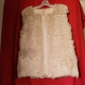 Michael Kors Lamb Fur Vest